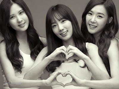 Seohyun Taeyeon TIffany SNSD Girls Generation Elle Mgazine December 2013