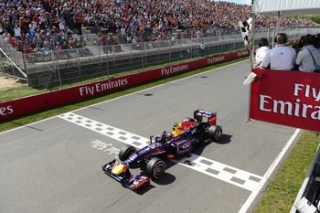 Untouchable Vettel cruises to Canadian GP victory authority sports