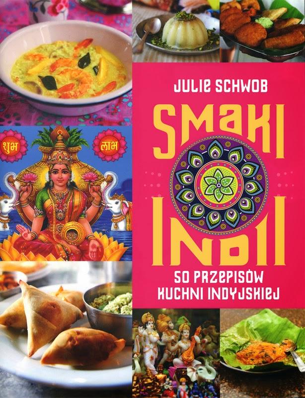 Smaki Indii, książka