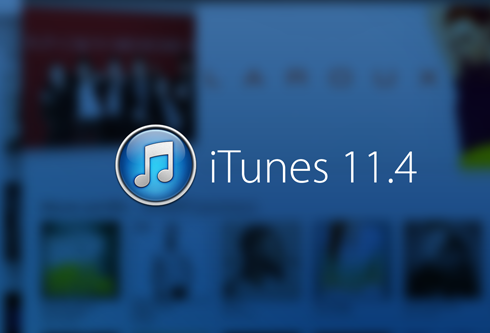 Apple Releases iTunes 11.4 With iOS 8 Support