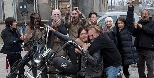 Presentaciones de los nuevos responsables de The Walking Dead Spain ...