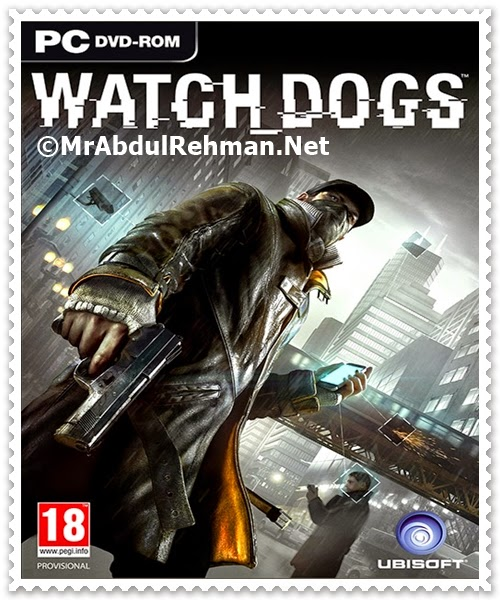 Watch Dogs PC Game Free Download Full Version