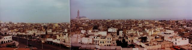 Casablanca, Marruecos, Gran Mezquita, Hassan II, Medina, blog de viajes