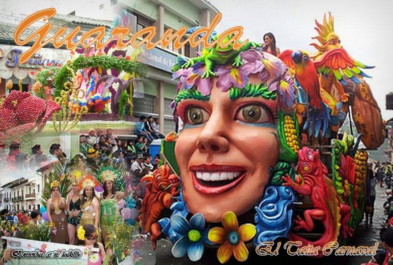 Carnaval de Guaranda | Turismo Ecuador