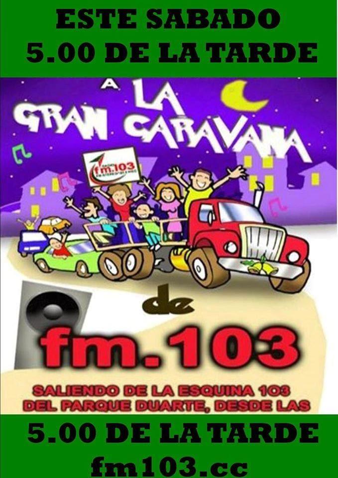 GRAN CARAVANA 103