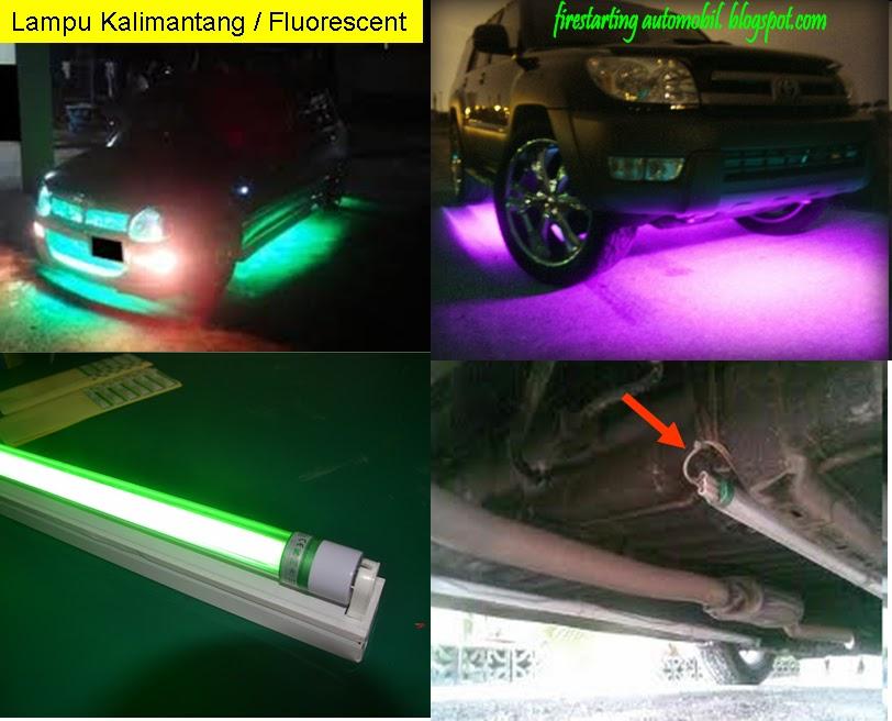 diy lampu neon led strip pada kereta nsocm rh nsocm blogspot com Jam Lampu LED Pada Lampu Philips LED Bulb