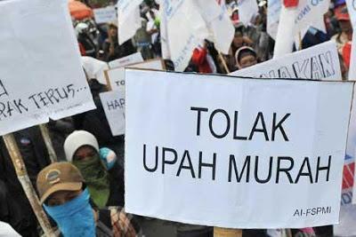 Daftar UMR Jateng 2013 - Daftar UMK Jawa Tengah 2013