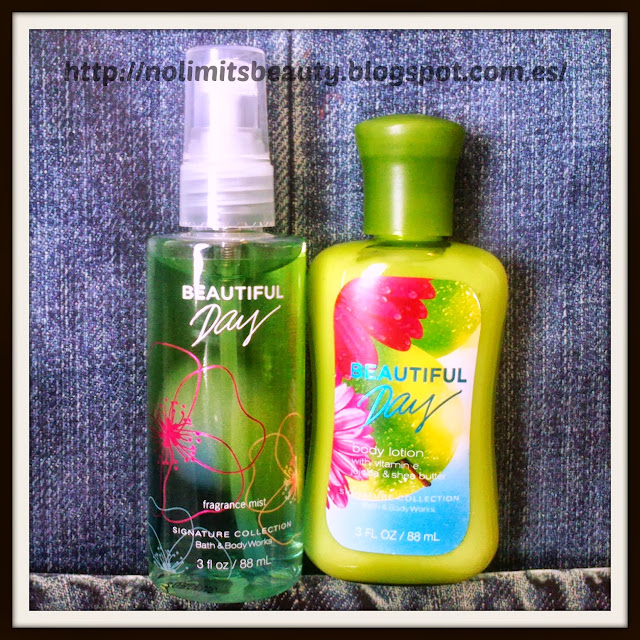 Bath & Body Works: Beautiful Day