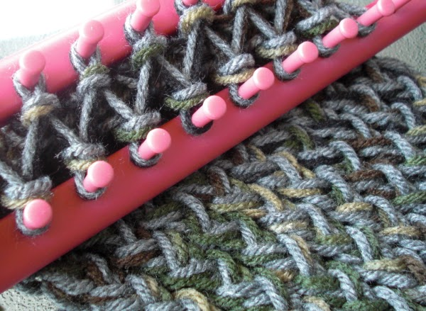 Rectangular Loom Knitting Patterns : Rectangle Loom Patterns Knitting - Bing images