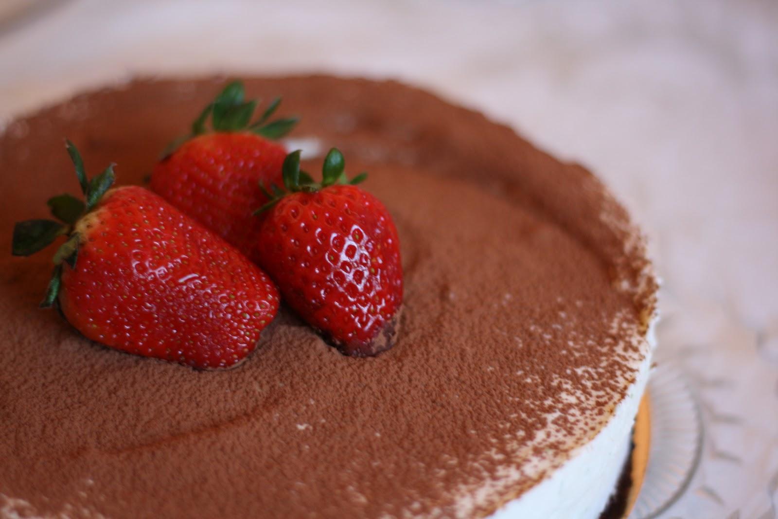chokoladekage med karamel og havsalt