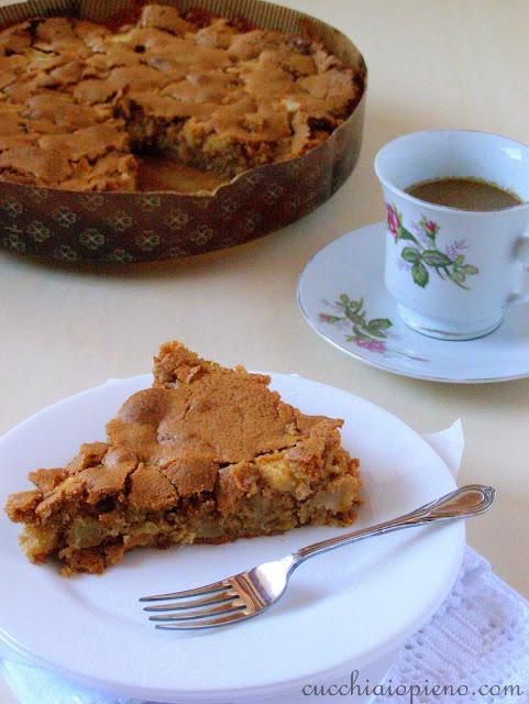 deliciosa torta de maçã