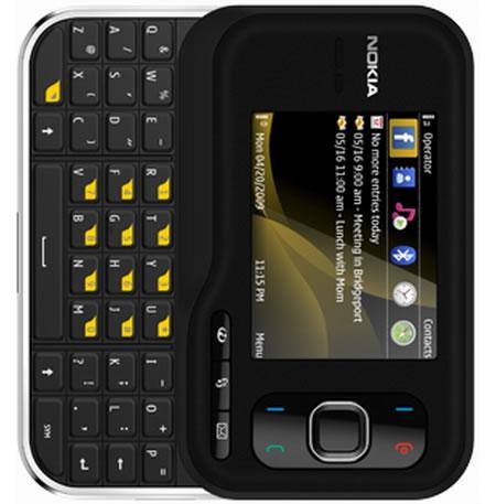 Nokia 6760 slide Disadvantages