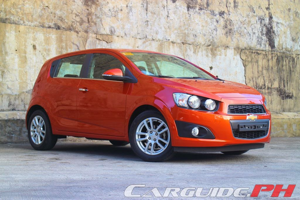 review 2014 chevrolet sonic ltz hatchback carguide ph philippine. Cars Review. Best American Auto & Cars Review
