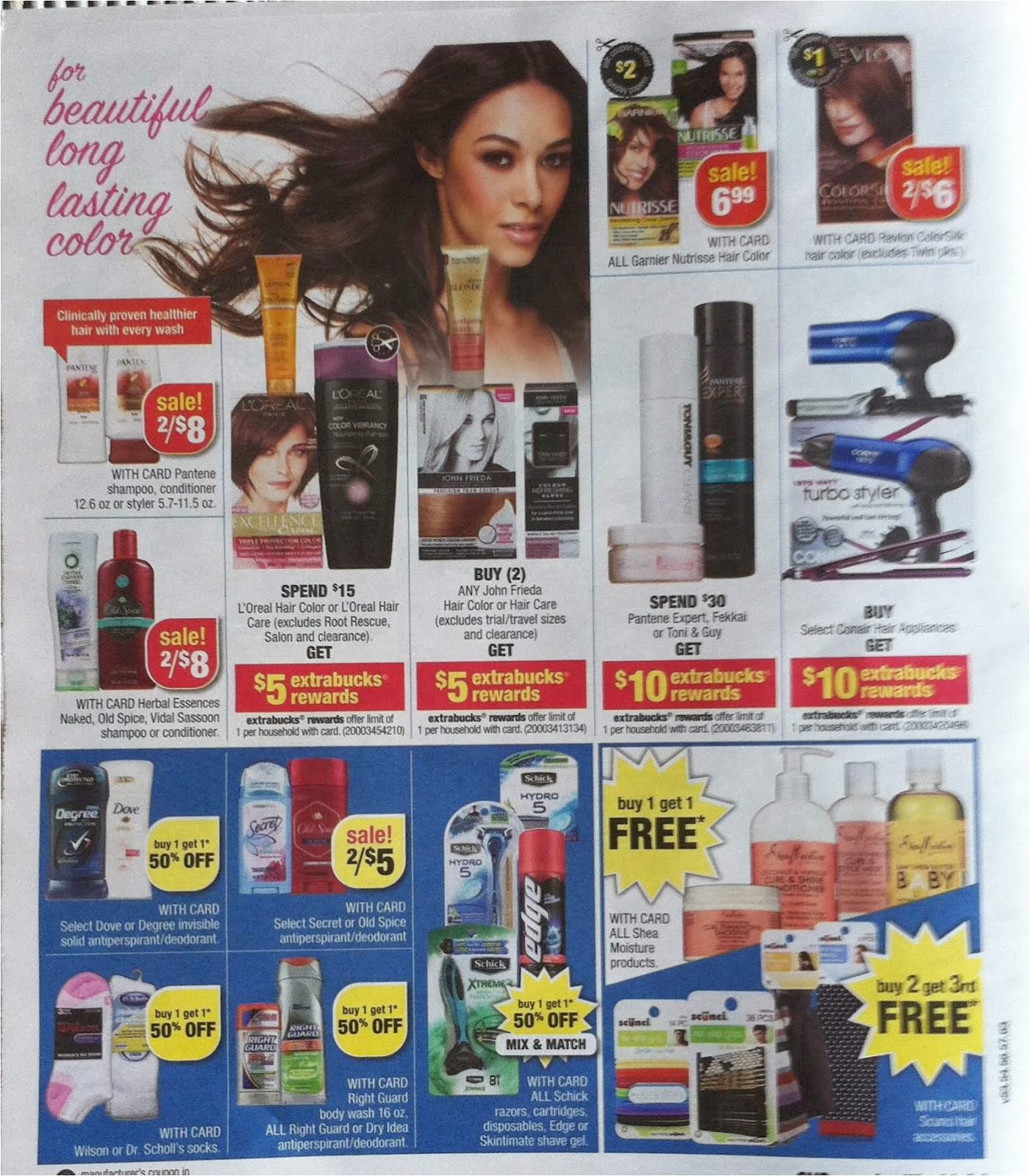 Simply Cvs Cvs Ad Scan Preview For The Week Of 81714