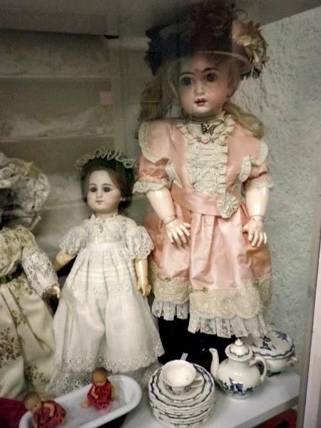 tazzine in porcellana per bambole