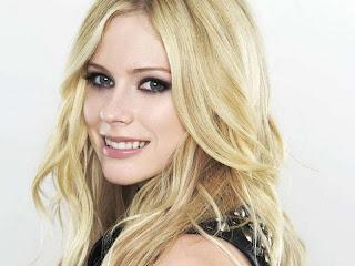 Actress Avril Lavigne