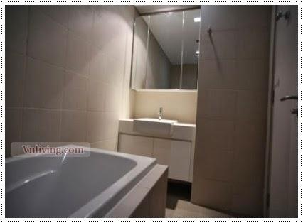 Condominium for lease at Binh Thanh