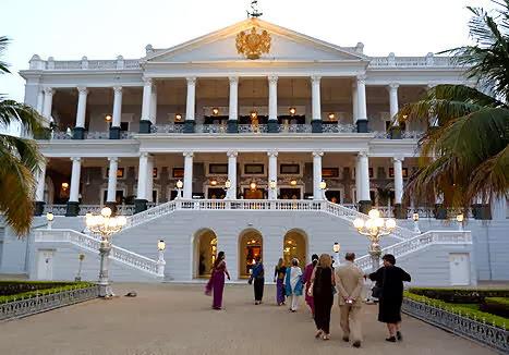 Taj Falaknuma Palace, Hyderabad, AP