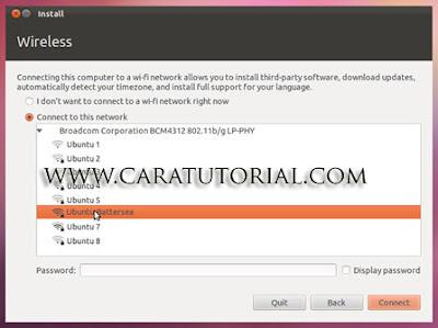 Cara Tutorial Install Ubuntu 13.04 Terbaru Lengkap dengan Gambar