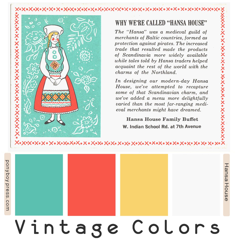 Ponyboy press zine maker design lover dedicated for Scandinavian design colors