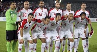 نتيجة واهداف مباراة تونس وجيبوتي 8-1