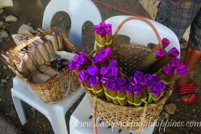 ilocos delicacy candon kalamay