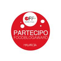 Partecipo al FoodBlogAward_OFF | PIZZA VILLAGE
