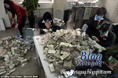 bank di China