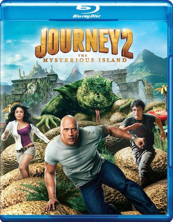 Journey 2 The Mysterious Island 2012 Dual Audio BRRip 720p 750mb