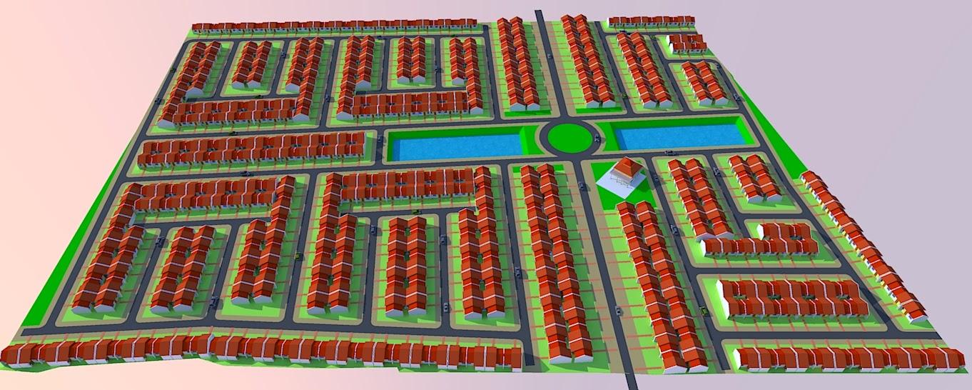 sistem polder / polder banjir