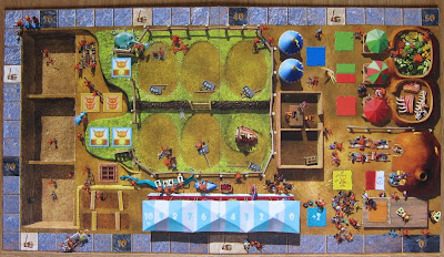 Dungeon Petz - The Central Board