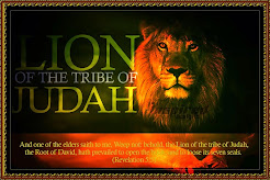 Lion of the tribe of Judah is coming back very SOON...