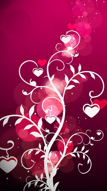 Animated cute love wallpapers for mobile phones - photo#1