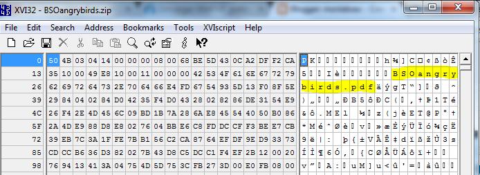 localizar nombre en zip