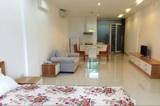 Phòng ngủ căn hộ Morning Star Plaza