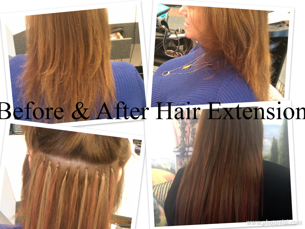 Professional Hair Extensions For Thin Hair Triple Weft Hair Extensions