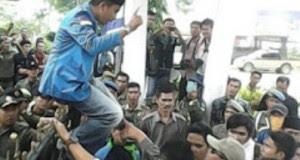 Tidak Puas dengan Tanggapan Pemda Kerinci, PMII Kembali Demo Hari Ini