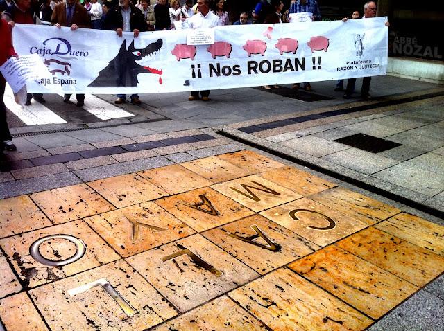 ladrones, 2013 Abbé Nozal