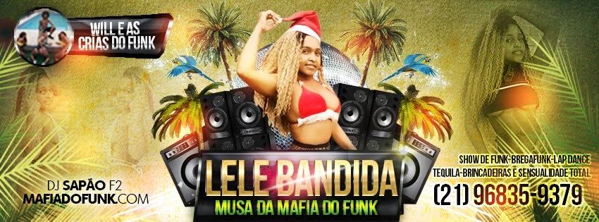 AS MUSAS DA MAFIA DO FUNK