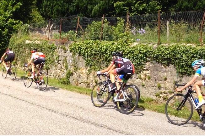 Union cycliste bellevilloise ucb r sultats valromey for Garage peugeot paris nice belleville