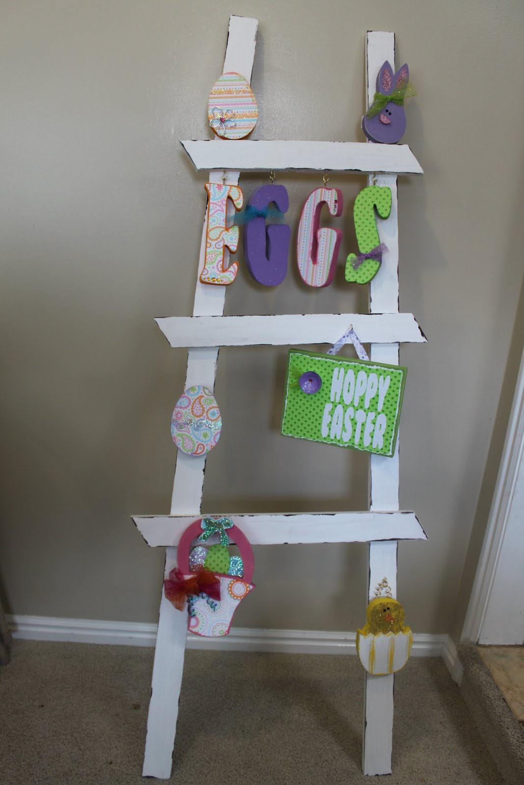 Crafty wood cutouts shapes keeping it simple crafts the wood comes unfinished the ladder was already put together nice huh sciox Images