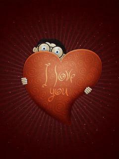 Veliko srce, Valentinovo download besplatne pozadine slike za mobitele