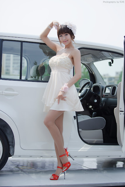 6 Seo Yoon Ah for Nissan Cube-very cute asian girl-girlcute4u.blogspot.com