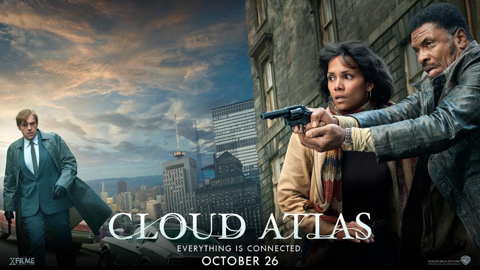 cloud atlas movie 2012 mystery wallpaper