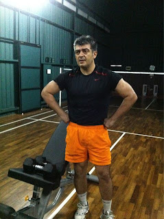 Ajith gym photo