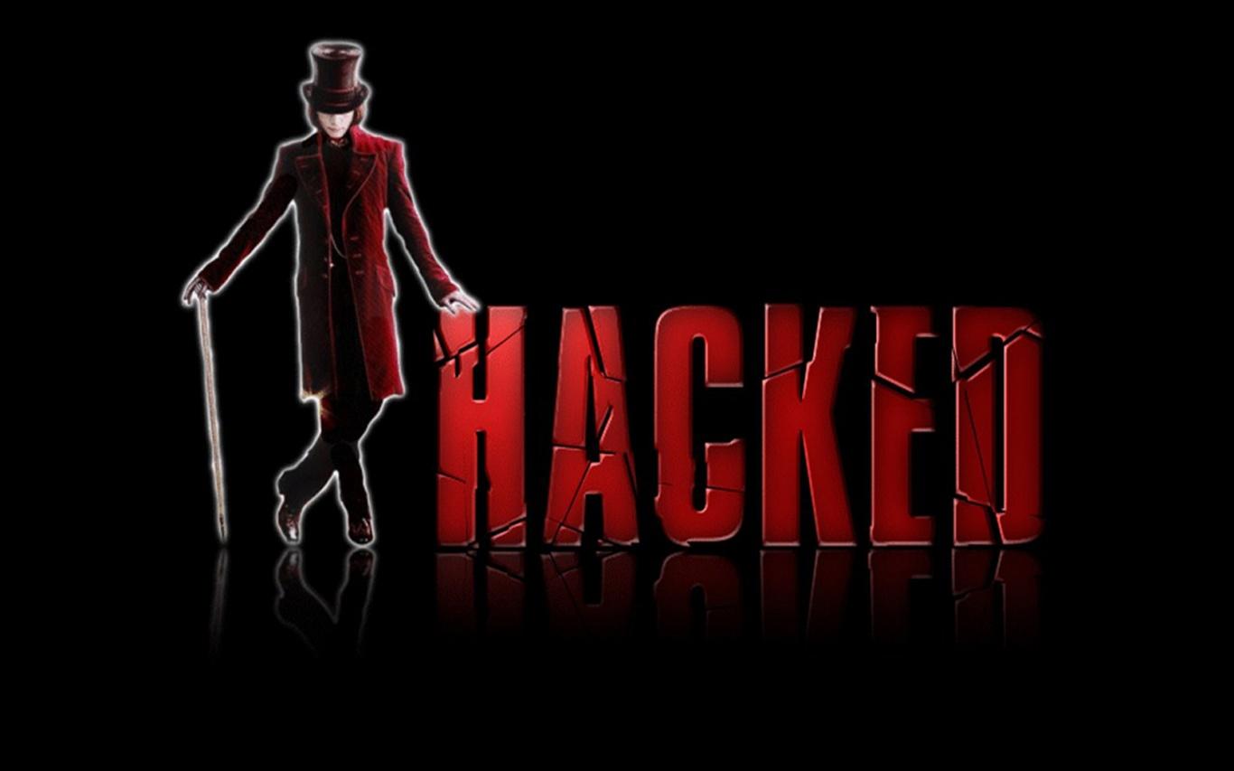 berikut adalah gambar dan logo hacker :