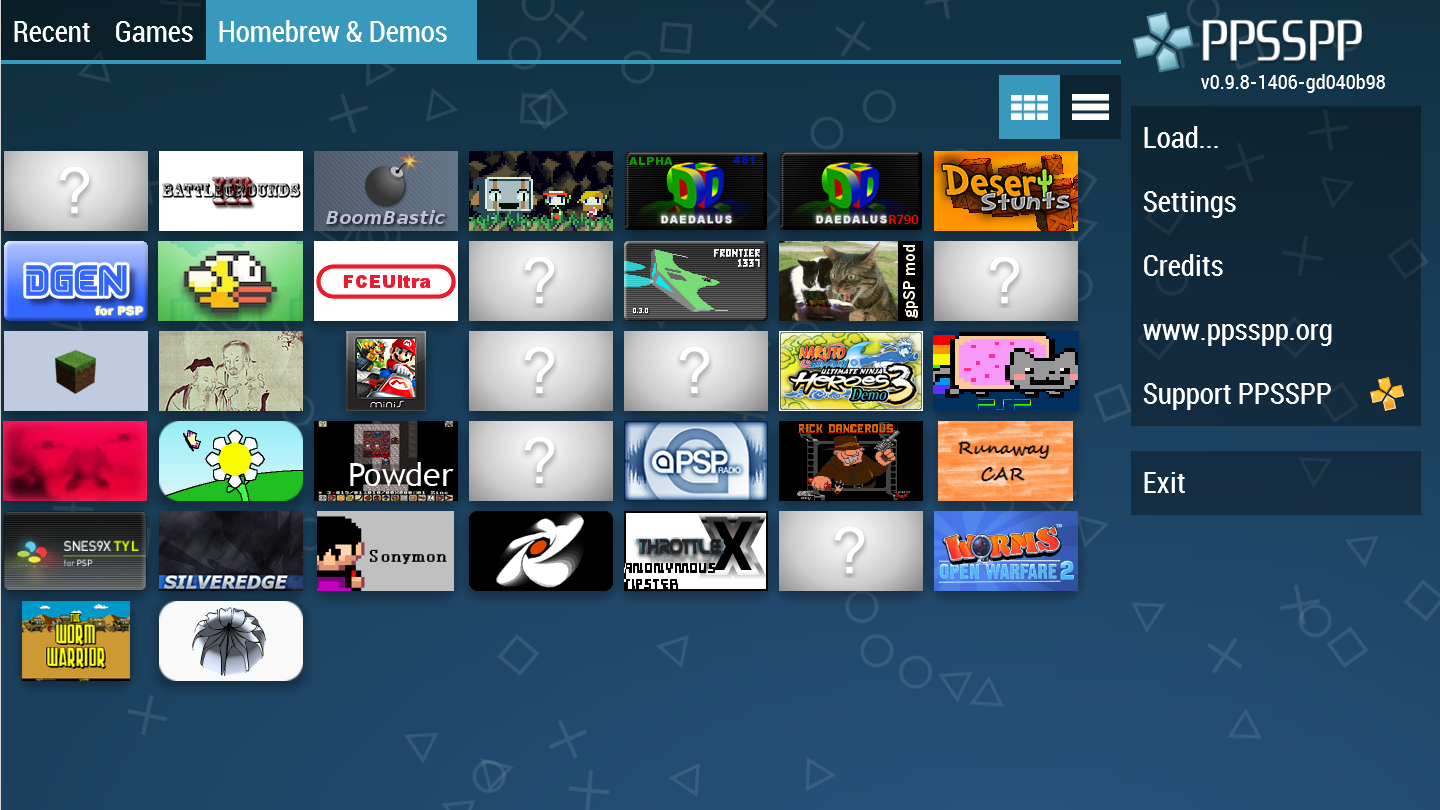 emulator for android allows you to play psp games in your android