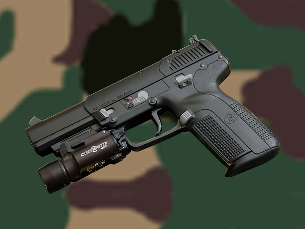 WeaPoNs: Pistol