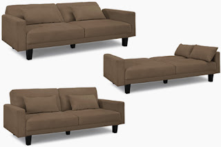 The Futon Shop Romeo Sofa Bed Convertible