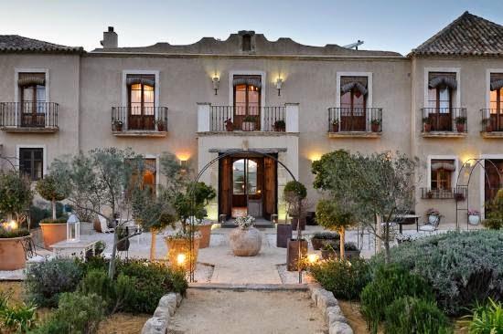 Fachada Casa La Siesta